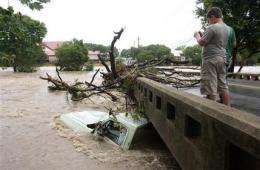 Strengthening La Nina could mean more hurricanes (AP)