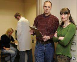 Study examines why innocent suspects confess to a crime