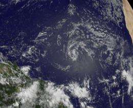 System 92L's chances for development are waning