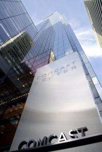 The Comcast Corporate headquarters