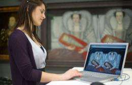 The Google Art project puts art works from 17 museums including MoMA in New York and National Gallery in London, online
