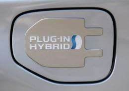 Toyota's Prius hybrid has been a success for the carmaker, particularly in Japan