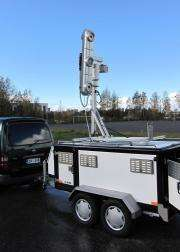 New test equipment enhances police traffic surveillance