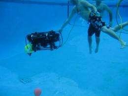 UF's 'SubjuGator' begins competing today in robo-sub contest