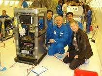 UMD engineers to test boiling at zero-gravity
