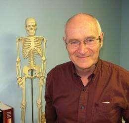 Unequal leg length tied to osteoarthritis, says Queen's professor