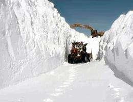 Use satellites to know your snow