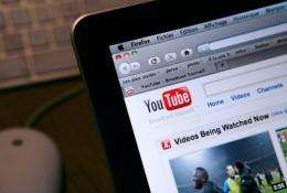 US online video viewing at YouTube climbed 50 percent in January