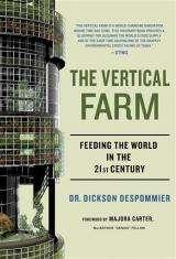 'Vertical Farm' envisions tall future for farming (AP)