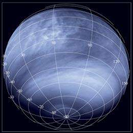 Was Venus once a habitable planet?