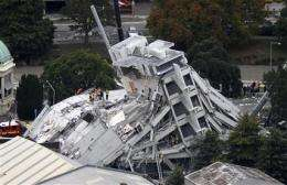 Weaker New Zealand quake packed a deadlier punch (AP)