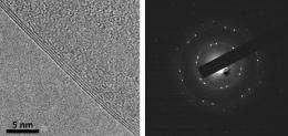 'White graphene' to the rescue
