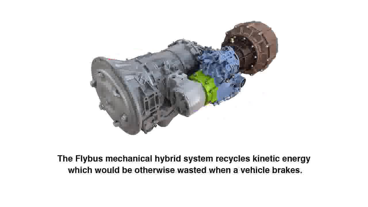 Flybus' prototype may be hybrid bus of future